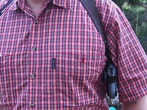 Spectre Walther PPK Leather Shoulder Holster
