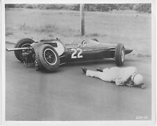 Grand Prix Auto Racing original 1963 lobby publicity photo The Young Racers