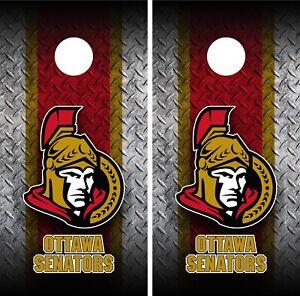 Ottawa Senators Skin Vinyl Board NHL Sports Vinyl Decal YD612