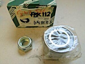 RENAULT Various FRONT SKF First Line FBK112 Wheel Bearing Kit NEW