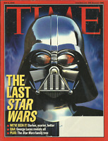 Time Magazine, May9, 2005, Star Wars The Revenge of the Sith, George Lucas