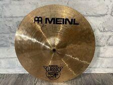 More details for meinl classics cast bronze 14
