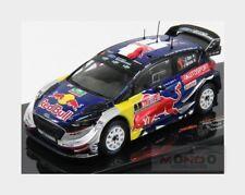 Ford Fiesta Rs Wrc World Rally #1 Winner Rally Wales 2017 Ogier IXO 1:43 RAM655