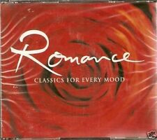 ROMANCE CLASSICS FOR EVERY MOOD 3 CD SET Readers Digest
