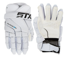 BIG SALE +FREESHIP STX Surgeon 400 Lacrosse Gloves new with tag (full color)