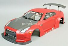 1/10 RC Car Body NISSAN GT-R Rocket Bunny w/ Wide Body Kit 200MM Body Shell