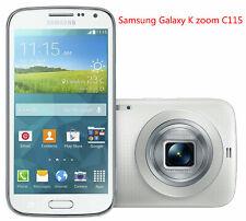 "⭐Samsung Galaxy K Zoom C115 SM-C115 4.8"" 4G LTE Wi-Fi 20.7MP 10xOptical Zoom OIS"