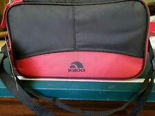 8 Can Igloo soft side collapsible Cooler