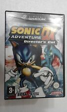 NINTENDO GAMECUBE GAME CUBE SEALED SONIC ADVENTURE DX DIRECTOR'S CUT