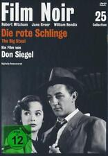 DVD - Die rote Schlinge mit Robert Mitchum von Don Siegel - NEU - OVP