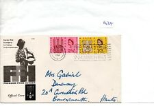 GB - FIRST DAY COVER - FDC -1634- SPECIALS - 1963 - FREEDOM FROM HUNGER