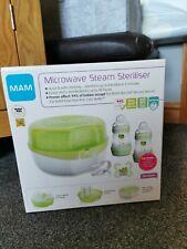 MAM Microwave Steam Steriliser - New in Box