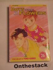 MANGA:     Boys over Flowers Vol. 26 by Yoko Kamio (2007, Paperback)