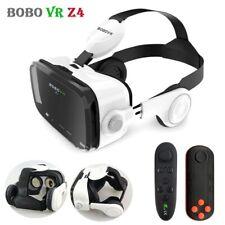 Original BOBOVR Z4 Leather 3D Cardboard Helmet Virtual Reality VR Glasses