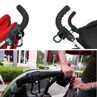 Pram Hook Baby Stroller Hook New Shopping Bag Clip Carrier Pushchair Hanger Hook