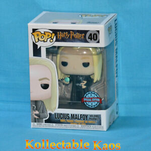 Harry Potter - Lucius Malfoy with Prophecy Pop! Vinyl Figure #40