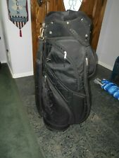 BEN HOGAN GOLF CART BAG  ... W / RAIN COVER..VERY GOOD PRE-OWNED COND