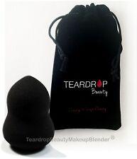 ( BLACK) Original Teardrop Beauty Makeup Blender® GOURD Sponge Foundation Smooth