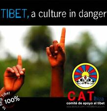 TIBET, A CULTURE IN DANGER various (CD compilation, mixed) downtempo, ambient