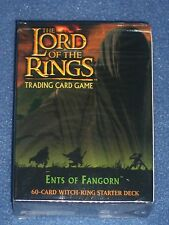"Lord of The Rings TCG Starter Deck - Witch King - ""Ents of Fangorn"" Expansion"