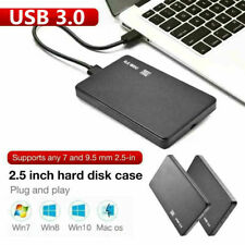 2TB USB 3.0 Portable External Hard Drive Ultra Slim Storage SATA Device Useful