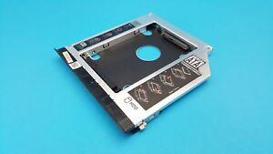 2.HDD SATA Adapter für Dell Latitude E6420 E6430 E6520 E6530 9,5mm SATA