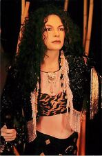 "Gloria Estefan 4x6"" Postcard Movieland Wax Museum"