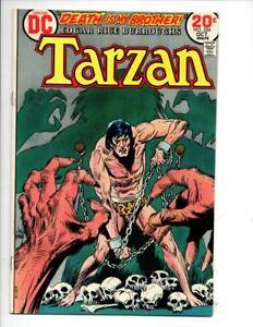 TARZAN of the APES #224, VF/NM, Edgar Rice Burroughs,  Joe Kubert, 1972 1973