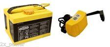 Peg Perego 24 Volt Yellow Battery +Charger Combo IAKB0522 Super power 24V Gaucho
