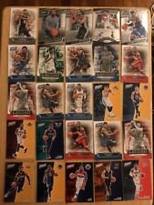 2016-17 And 2017-18 Panini The National Redemption Lot NBA 37 Cards