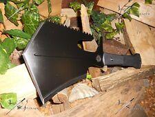 Knife/Cleaver/Machete/Saw/Axe/Shovel/1065 carbon steel/Survival/Combat/Camping