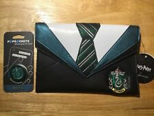 Harry Potter SLYTHERIN 2pc Gift Set - Purse & Phone Grip/stand $73 Value