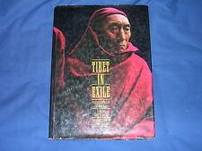 Raghu Rai e Perkins Tibet in exile Introduction by Dalai Lama Chronicle Books