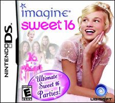 Imagine: Sweet 16 NDS New Nintendo DS