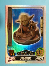 Force Attax Star Wars Serie 3 (2013 rot), Yoda (231), Force Meister