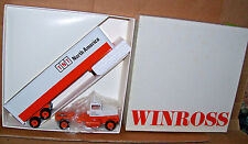 1989 TNT North America Winross Diecast Trailer Truck