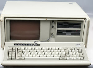 IBM PORTABLE PERSONAL COMPUTER MODEL 5155
