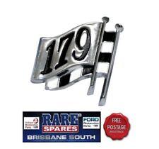 Holden EH HD 179 Flag Boot Badge RARE Spares BRISBANE QUEENSLAND