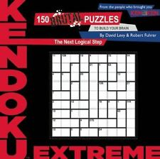 Kendoku: Extreme: 150 Brutal Puzzles to Build Your Brain, , Fuhrer, Robert, Levy