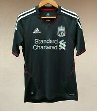 LIVERPOOL ENGLAND 2011/2012 AWAY FOOTBALL SOCCER SHIRT JERSEY CAMISETA ADIDAS