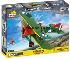 Sopwith F1 Camel - COBI 2975 - 170 brick fighter aircaft