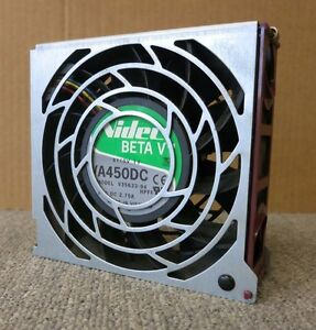 HP 384884-001 V35633-94 Proliant ML350 ML370 Hot Plug 120MM System Cooling Fan