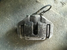 '03 BMW 5 6 7 Series e65 Driver off side right front brake caliper with carrier