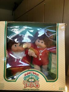 1985 Cabbage Patch kids Twins