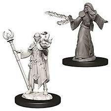 Dungeons And Dragons Male Elf Wizard Nolzur's Miniatures
