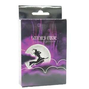 Witches Curse Incense Cones Home Fragrances Aroma Scent Relaxing Holder Plate