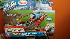 Thomas & Friends Trackmaster Motorized Railway Action 2 In 1 Track Builder Set