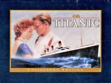NEW/SEALED Titanic VHS Format, Collector's Edition Gift Box Set