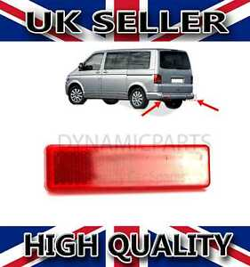 REAR BUMPER REFLECTOR FOR RENAULT MASTER TRAFFIC (LEFT OR RIGHT) 7700353184