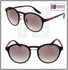 cb80a9a5da474 PRADA Linea ROSSA 01s Matte Black Grey Gradient Sport Sunglasses Ps01ss  Unisex